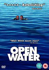OPEN WATER (DVD) (New)