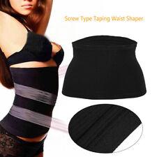 Body Shaper Invisible Tummy Trimmer Waist Cincher Girdle Corset Slimming Belt GL