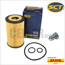 SCT Ölfilter inkl. Ablaßschraube | 1.6 TDI | VW Golf 6 Passat Touran Seat Skoda
