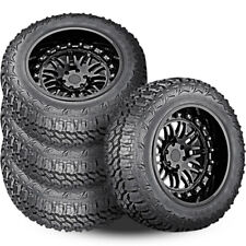 4 Americus Rugged Mt 26570r17 121q 10 Ply Onoff Road Mud Tires Truck Jeep Suv