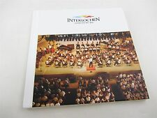 "INTERLOCHEN Center for The Arts MI  2014, 22 pages Matte Print 8""x8"" NEW"