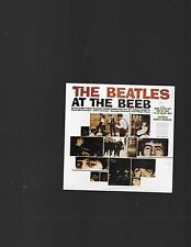 The Beatles at the Beeb CD vol. 1 Rare Paul McCartney John Lennon Live