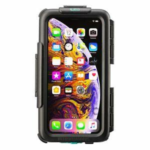 Custodia moto Apple IPHONE 11 Pro Max  + Tracolla + Sgancio Rapido