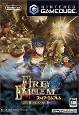 Used FIRE EMBLEM Soen Kiseki NINTENDO GAMECUBE GC JAPAN JAPANESE JAPANZON