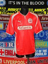 4.5/5 Aberdeen adults XL 2000 football shirt jersey trikot soccer