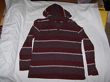 RETROFIT Lightweight Striped Hoodie Size XL