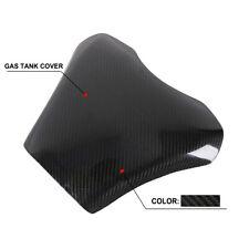 Fuel Gas Tank Cover Protector For HONDA CBR600RR 2003-2006 2005 Carbon Fiber