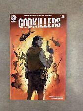 Godkillers #2 1:10 Mirko Colak  Retailer Incentive Variant AfterShock 2020
