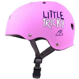 Triple Eight Helmet Multi Sport Brainsaver Pink Rubber S/M L/XL COSMETIC DEFECT*