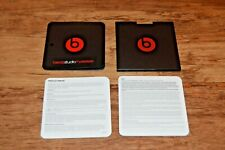Beats by Dr. Dre Studio3 Wireless Over-ear Headphones BOOKLET INSTRUCTIONS ONLY