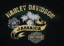 Harley-Davidson Jamaica - logo - sleeveless shirt - M / L size - motorcycle