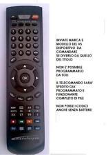 TELECOMANDO SOSTITUTIVO PER TV UNITED LED 24BH55 PER ALTRI MODELLI CONTATTATECI