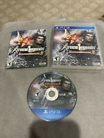Dynasty Warriors 8: Xtreme Legends (Sony PlayStation 3) PS3 - CIB Tested