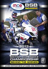 British Superbike - Behind the Scenes 2013 2013 DVD