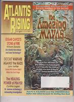 Atlantis Rising Mag The Amazing Mayas Will Hart March/April 2002 013120nonr