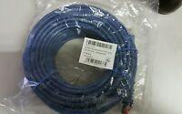 K5513.20 Patchkabel RJ45, CAT6 250Mhz, 20m blau, S-STP(S/FTP), LSOH # 2.4