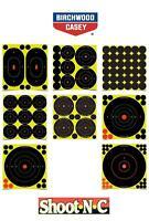 Birchwood Casey Shoot.N.C Targets**All Sizes**Shooting Airgun Rifle Hunting