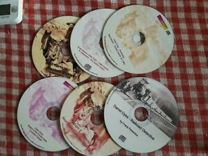 Westerns Stories  - 9 Unabridged Audiobook Collection on 6 Mp3 CDs