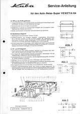 Kuba Service Manual für Venetia 64 Kopie deutsch Copy
