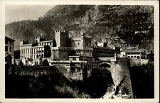 Monte Carlo Monaco alte AK ~1930/40 Palais du Prince et la Montée Major Schloss