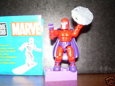 Mega Bloks 91248 Marvel Series 3 Microfigure MAGNETO X-Men Villain