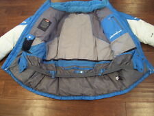 RARE THE NORTH FACE ELEVATION 700 GOOSE DOWN JACKET Recco Avalanche Rescue MEN L