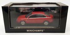 Audi A4 B6 PHASE 2 2000 Rouge Minichamps 1 43