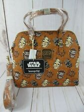 Loungefly Pop Star Wars Ewok Crossbody Bag ~ NWT