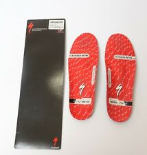 Specialized Body Geometry BG footbed 36-38  4.5-6 red +