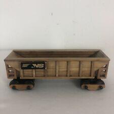 Norfolk Southern Handmade wood hopper car