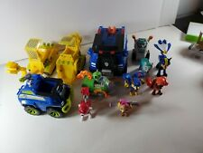 PAW PATROL LOT Rubble Rescue Police