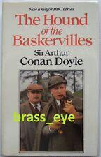 Sherlock Holmes Hound of the Baskervilles Tom Baker TV tie-in novel Doctor Who