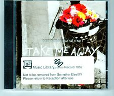 (HJ722) One Dimensional Man, Take Me Away - CD