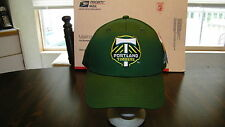 PORTLAND TIMBERS ADIDAS EMBROIDERED CAP, OFFICIAL MLS, STRAPBACK, NWT, FREE S+H
