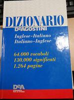 DIZIONARO DEAGOSTINI INGLESE-ITALIANO - AA.VV - DEAGOSTINI - 2001 - M