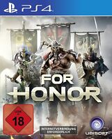 PS4 Spiel For Honor NEUWARE