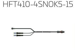 Commscope HFT410-4SNOK5-15 15'
