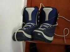Northwave Snowboard Boots Size  13 US  46 EU  Freedom Impact Grey/Blue