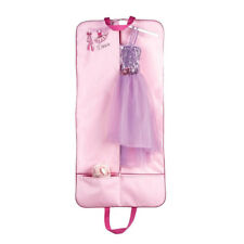 Ballet Shoes Design Dance Costume Carrier Garment Bag for Dancers and Performers