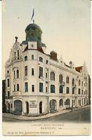 AK Bamberg, Luitpoldsäle, Kath. Vereinshaus, Bärenbräu Ausschank, gel. 5.4.1907