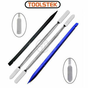 New 4 iN 1 Metal & Plastic Spudger Set Repair Opening Pry Tool for iPad iPhone