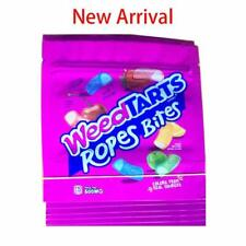 100X Weedtarts Ropes Bites Gummies 500mg Packaging Empty Bags Only