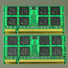 2GB 2x1GB PC2-4200 DDR2-533 533Mhz 200pin Laptop Memory 533 SO-DIMM Notebook RAM