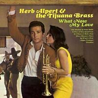 Herb Alpert And The Tijuana Brass - What Now My Love (NEW VINYL LP)