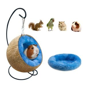 House Parrot Guinea Pig Toys Hanging Basket Small Pet Supplies Hammock Bed