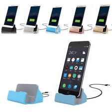 Universal Quick Charger Docking Stand Android Mobile For Type - C Samsung, LG