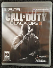 Call of Duty: Black Ops 2 (Sony PlayStation 3, 2012) PS3 TESTED CIB
