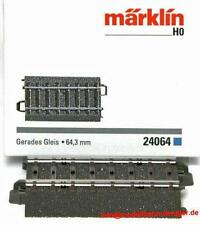 Märklin 24064 H0 - gerades Gleis 64,3mm NEU