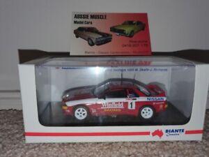 1:43 Biante Nissan GTR R32 #1 Jim Richards Mark Skaife 1992 Bathurst Winner