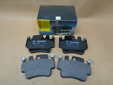 NEW GENUINE BOSCH 0986494281 FRONT BRAKE PADS PORSCHE 911 BOXSTER CAYMAN BP1310